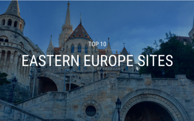 Top 10 Eastern Europe Sites