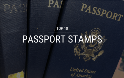 Top 10 Passport Stamps