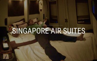 Singapore Air Suites