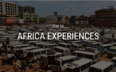 Top 10 Africa Experiences