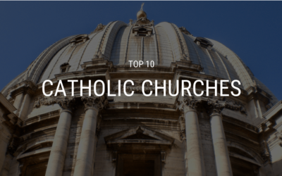 Top 10 Catholic Churches