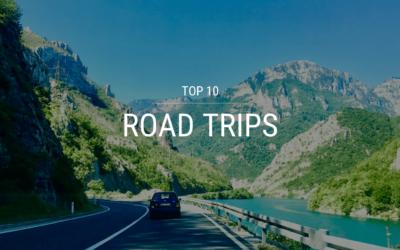 Top 10 Road Trips